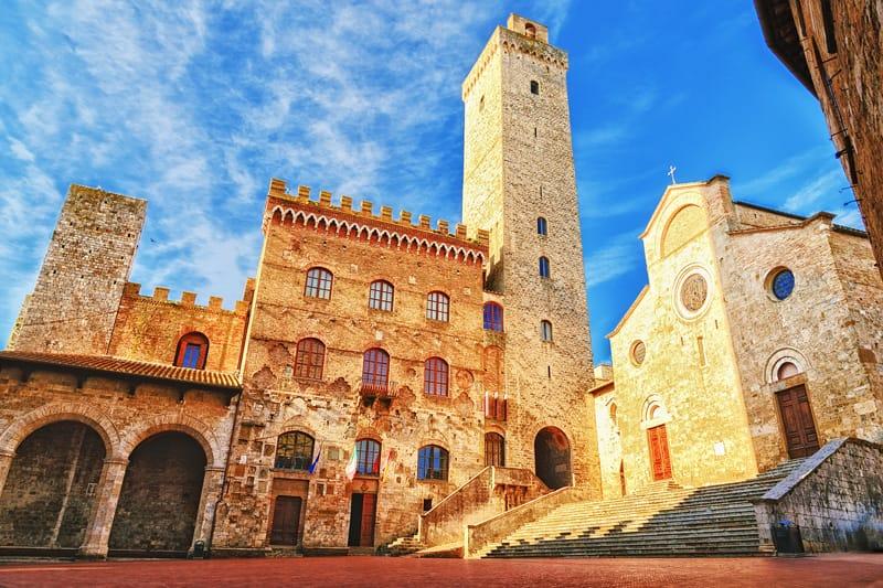 Cosa visitare in Toscana cosa vedere - San Gimignano