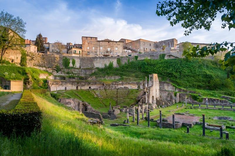 Cosa vistare in Toscana cosa vedere - Volterra