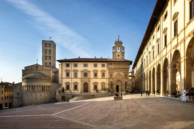 Cosa vedere in Toscana cosa visitare - Arezzo
