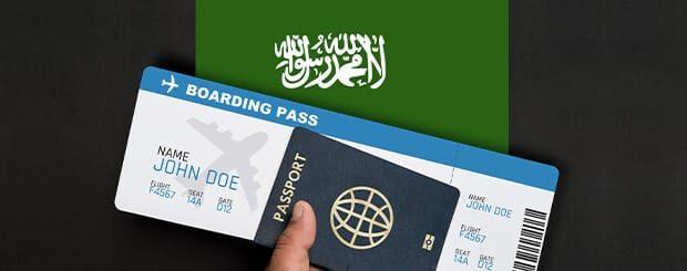 visto arabia saudita