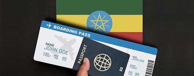 visto etiopia - etiopia visto online