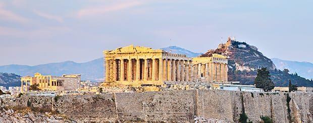 Acropoli di Atene - Acropoli Atene