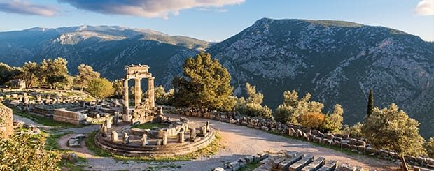 siti archeologici grecia antica