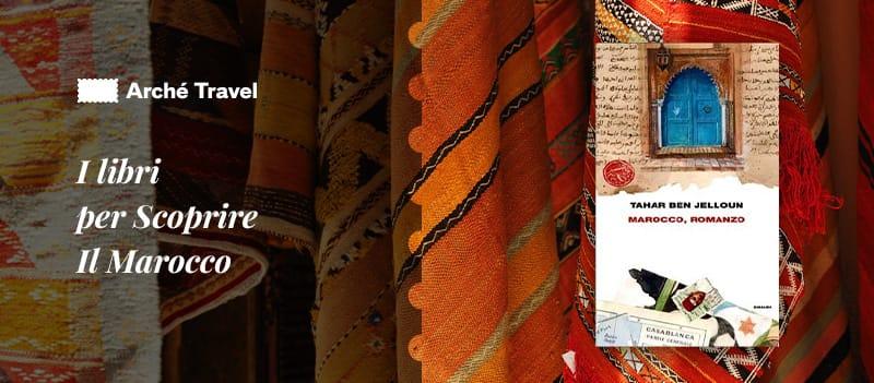 libri da leggere prima di andare in marocco libro - marocco, romanzo