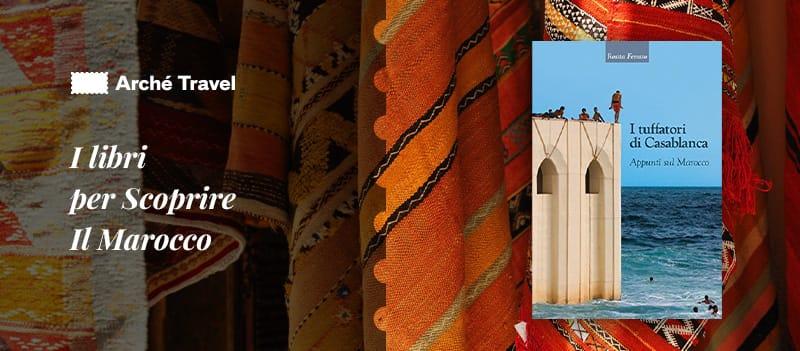 libri sulla cultura marocchina - i tuffatori di casablanca