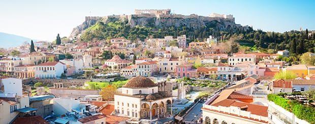Tour Atene in Italiano - Walking Tour Atene