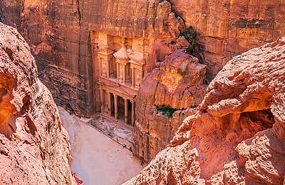 Tour Giordania Classica: I segreti di Petra - Tour Operator Giordania