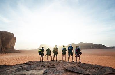 Active Tour Giordania con Accompagnatore - Viaggio Giordania Avventura