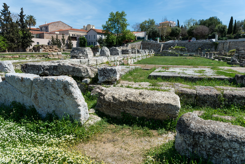 Lunghe Mura Temistocle