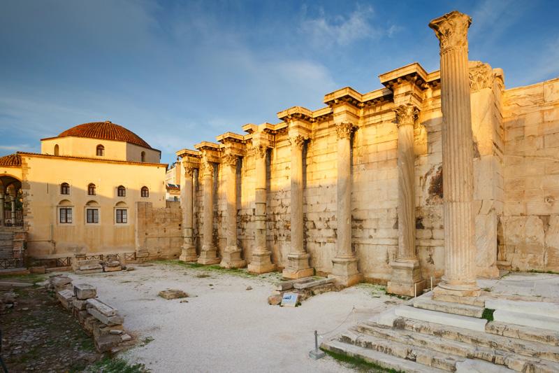 Biblioteca di Adriano