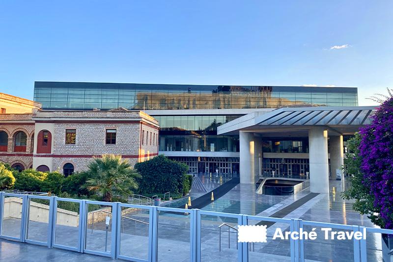 Museo dell'Acropoli cosa visitare ad Atene