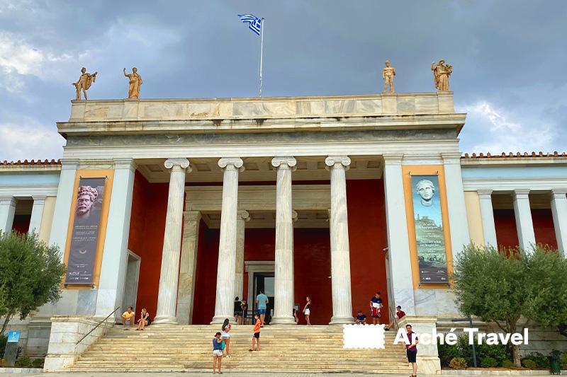 Museo Archeologico Nazionale cosa fare ad Atene