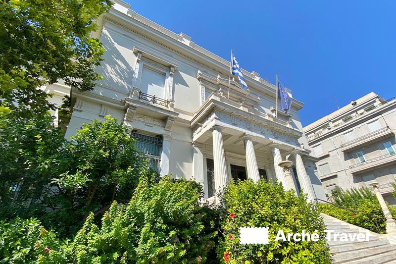 Museo Benaki cosa fare ad Atene