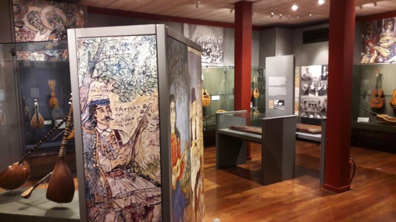 Museo degli strumenti musicali folkloristici