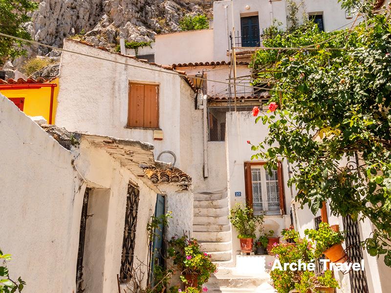 anafiotika cosa vedere ad Atene