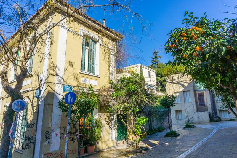 mets cosa vedere ad Atene