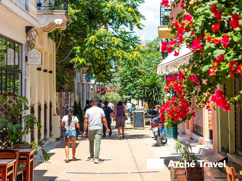 psyrri cosa fare ad Atene