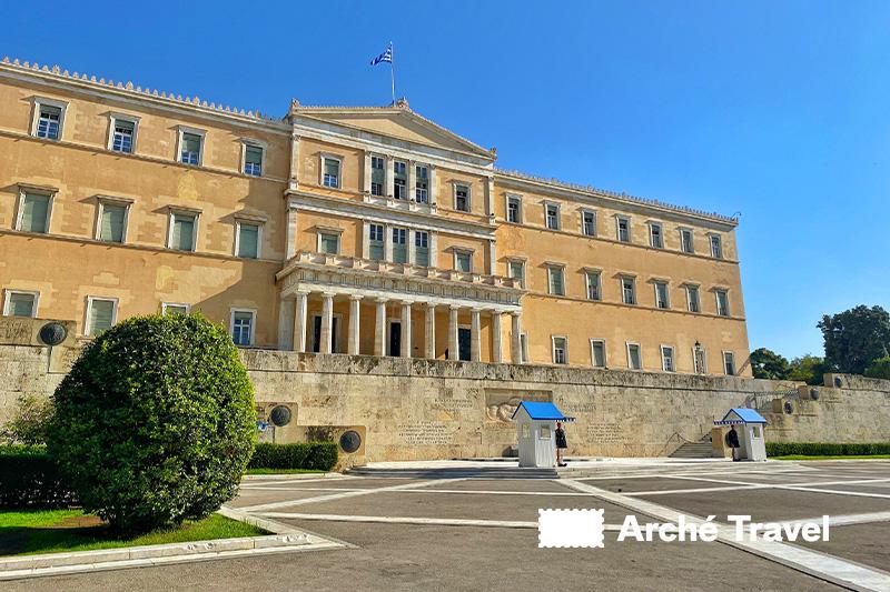 Parlamento greco Piazza Syntagma