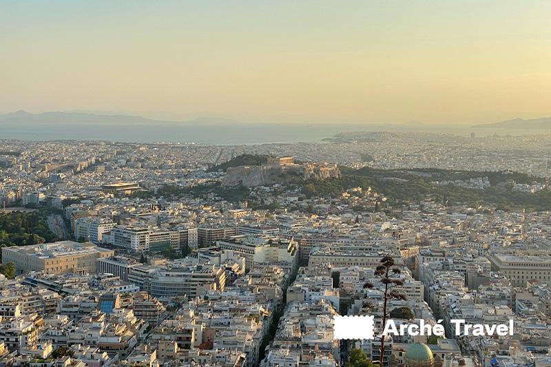 Collina del Licabetto cosa visitare ad Atene