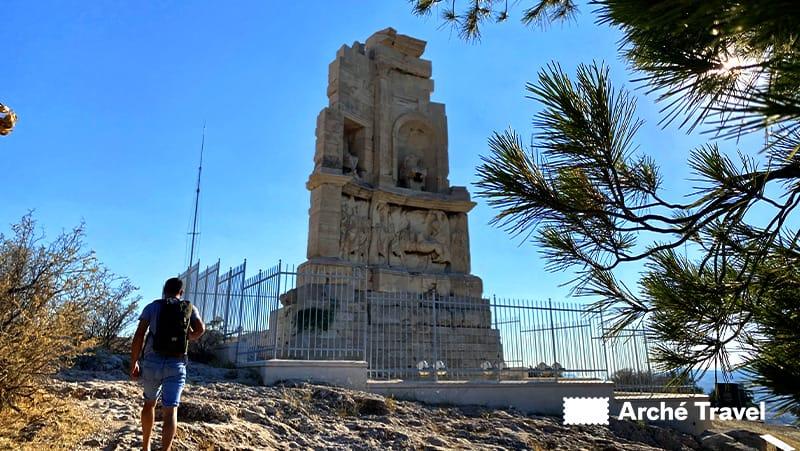 monumento Filopappo