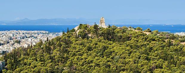 Collina di Filopappo Atene