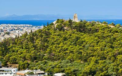 Blog Atene - Atene Collina di Filopappo