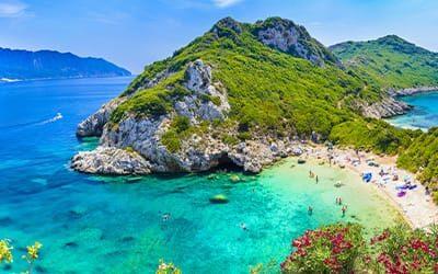 Blog Grecia - Isole Greche - Spiagge Corfù