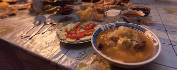 Piatti Tipici Kirghizistan - Cucina Kirghiza