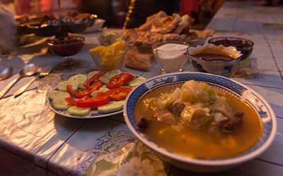 Blog Kirghizistan - Cosa Mangiare in Kirghizistan