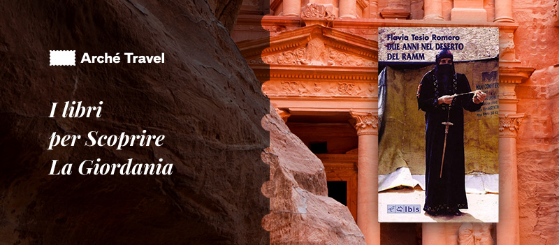 libri da leggere sulla giordania - due anni nel deserto del ramm