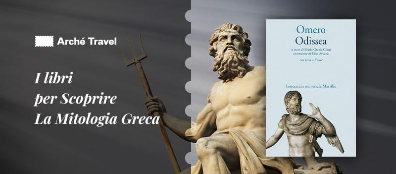 miti greci libri sulla mitologia greca libri - odissea