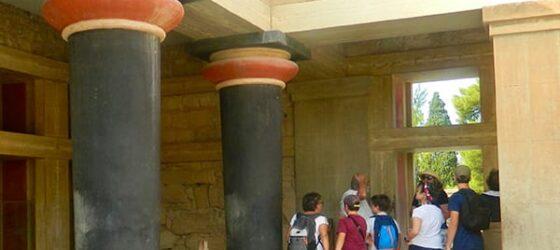 Racconto di Viaggio Grecia Creta Parini