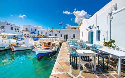 Blog Grecia - Cosa Vedere a Paros