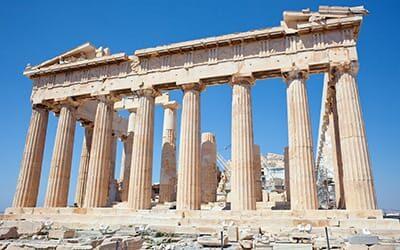 blog di grecia guida di viaggio - Il Partenone di Atene