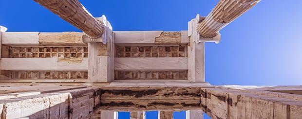 Propilei Atene - Propilei Acropoli di Atene