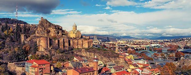 Tbilisi Cosa Vedere