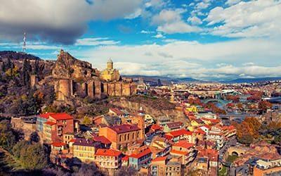 Blog di Viaggio Georgia - Cosa Vedere a Tbilisi