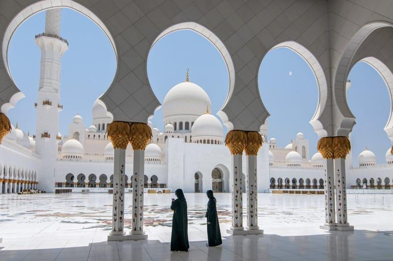 moschea zayed