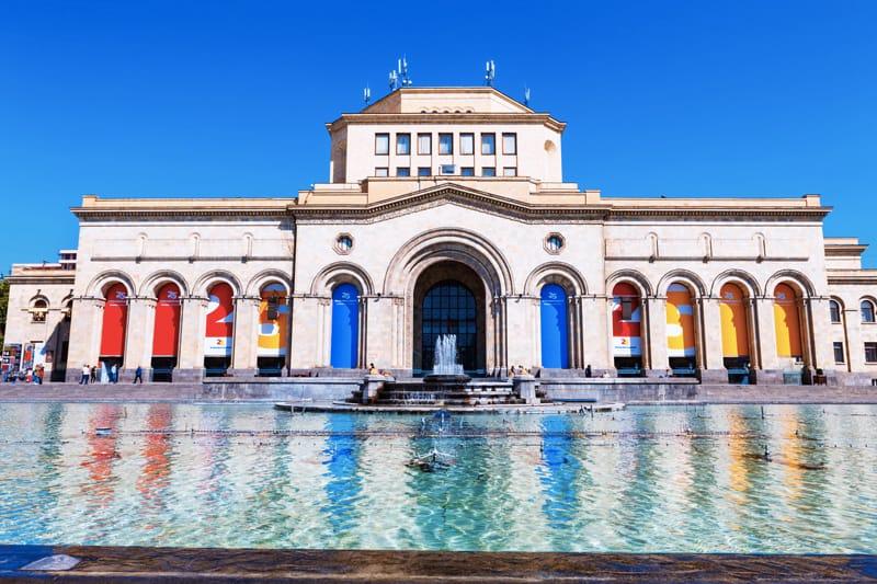 Museo Statale di Storia Yerevan