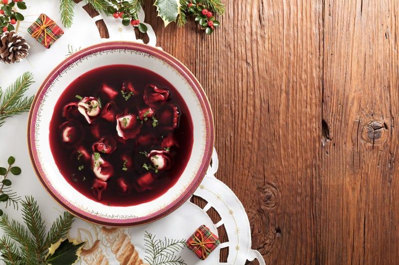 Borsch - Cucina Kirghiza