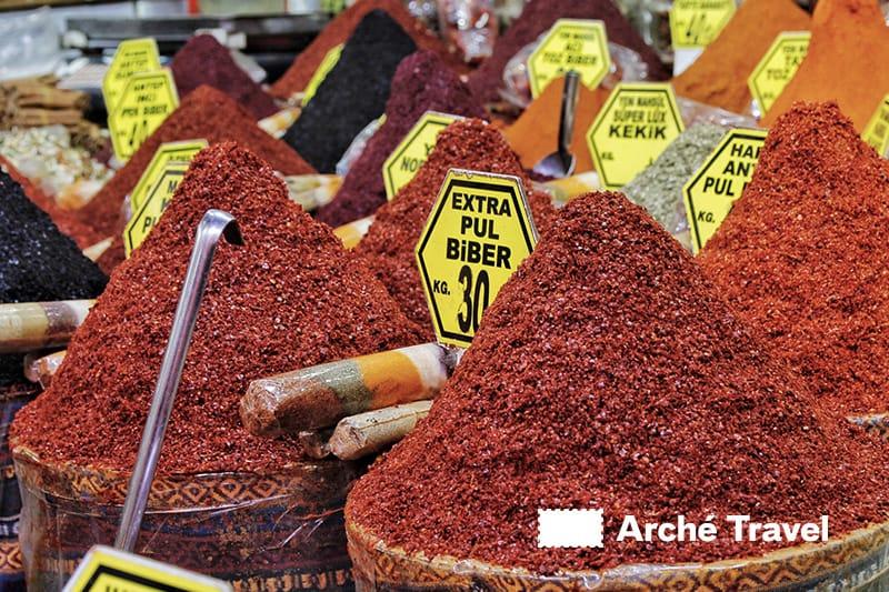 cosa fare a istanbul bazar