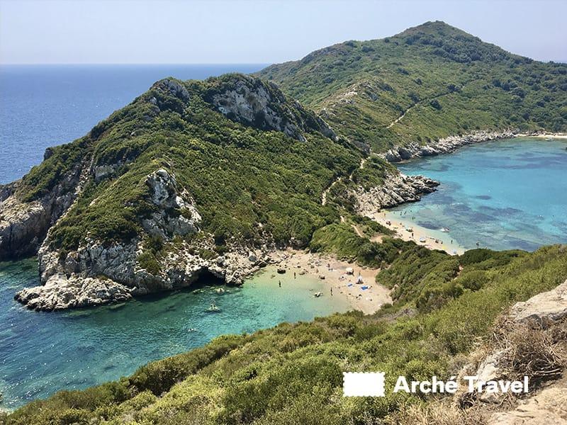 Porto Timoni Grecia cosa vedere a Corfù
