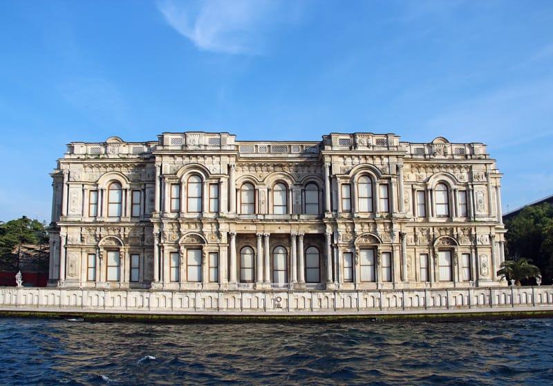 cosa vedere a istanbul cosa vedere - palazzo beylerbeyi