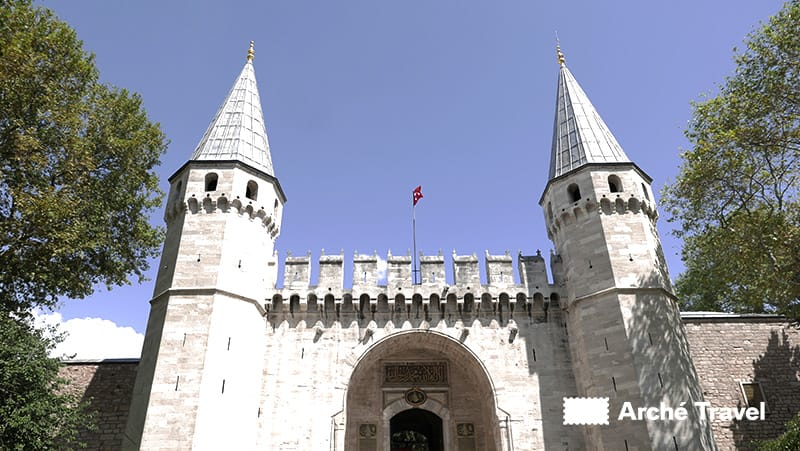 10 cose da vedere a Istanbul cosa vedere - Topkapi