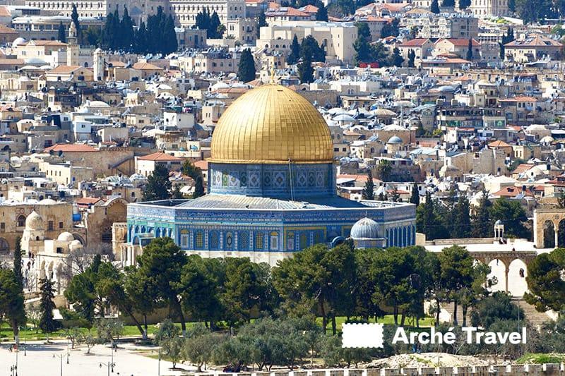cosa vedere a gerusalemme israele - monte del tempio
