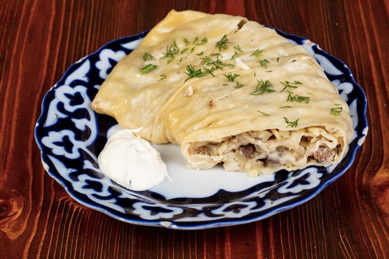 Oromo - Piatti Tipici Kirghizistan cucina Kirghisa
