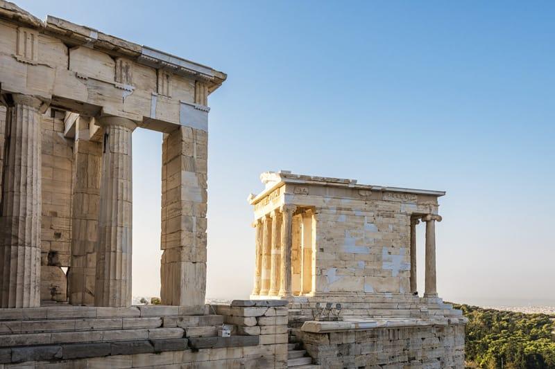 tempio atena nike