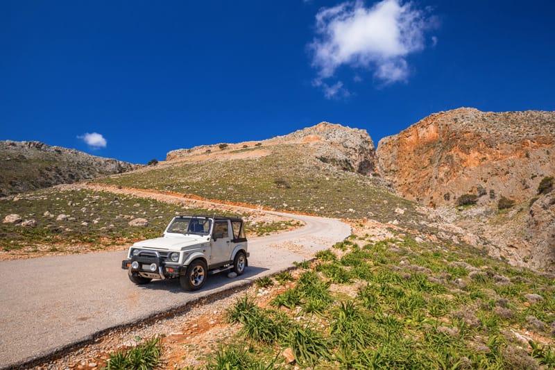 Jeep Tour Costa Sud