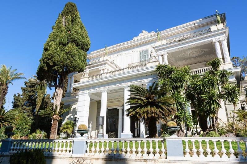 Achilleion palazzo