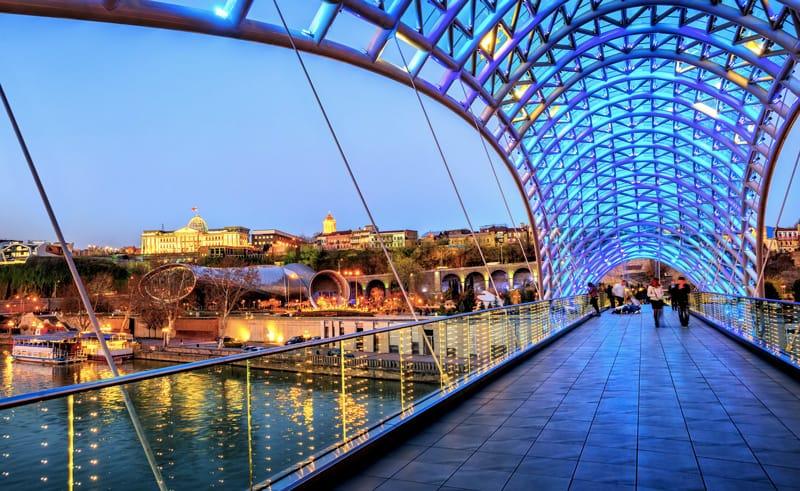 Ponte della Pace Tbilisi